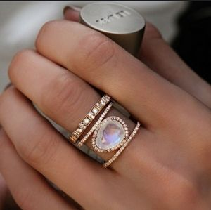 Jewelry - Coming soon💎Moonstone ring